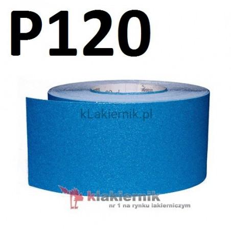 Papier ścierny SIA na sucho 115 mm - P120