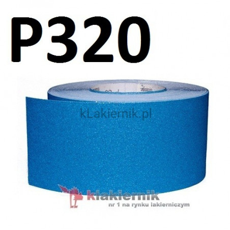 Papier ścierny SIA na sucho 115 mm - P320