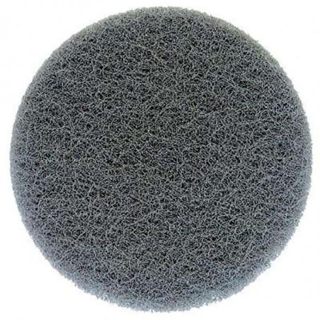 Krążek z szarej włókniny Scotch-Brite Ultra Fine - 3M 07613 -