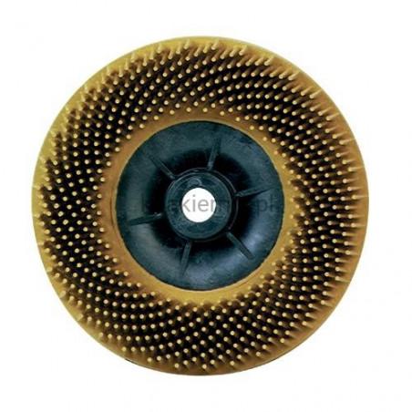 Szczotka czyszcząca 3M 07581 żółta P80 Roloc Bristle Disc -
