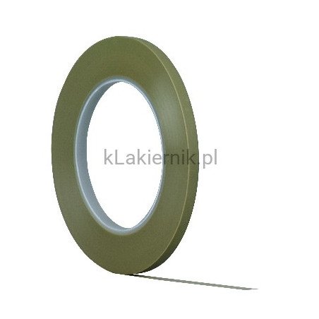 Taśma maskująca cienkoliniowa 218 zielona 3M 06302 - 9 mm x 55 m