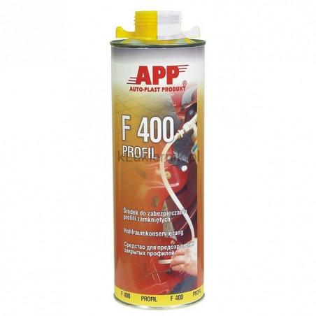Środek do profili zamkniętych APP 050302 F400 Profil - 1 L