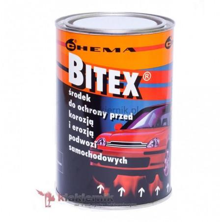 BITEX - środek do ochrony podwozi - CHEMA - 1 L