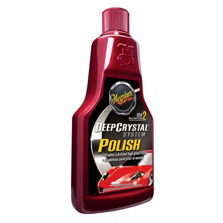 Czysta politura Deep Crystal Polish MEGUIAR'S - 473 ml