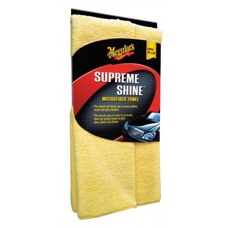 Ręcznik z mikrofibry do czyszczenia i polerowania Supreme Shine