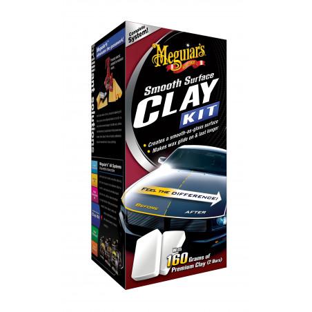 Zestaw do czyszczenia i pielęgnacji lakieru Smooth Surface Clay