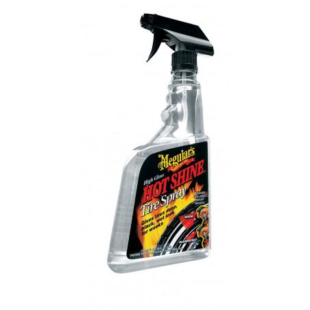Środek do pielęgnacji i nabłyszczania opon Hot Shine Tire Spray