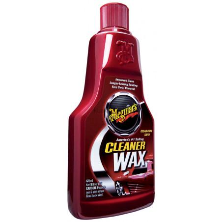 Wosk w płynie Cleaner Wax Liquid MEGUIAR'S - 473 ml