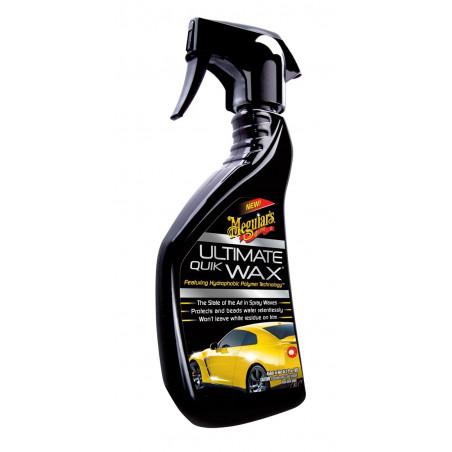 Syntetyczny wosk samochodowy w sprayu Ultimate Quik Wax
