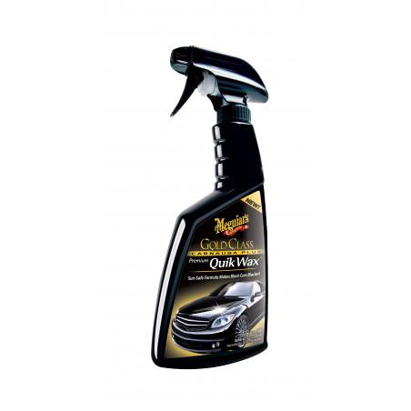 Wosk samochodowy w sprayu Gold Class Premium Quik Wax MEGUIAR'S
