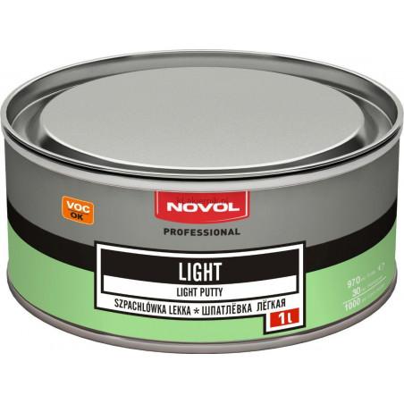 Szpachlówka wypełniająca lekka NOVOL Light - 1L