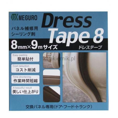 Taśma Meguro Dress Tape 9m - innowacyjne zastąpienie sylikonu -