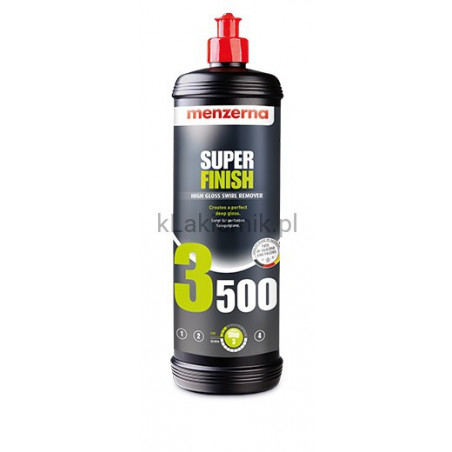 Mleczko polerskie Menzerna SF 3500 - 1L