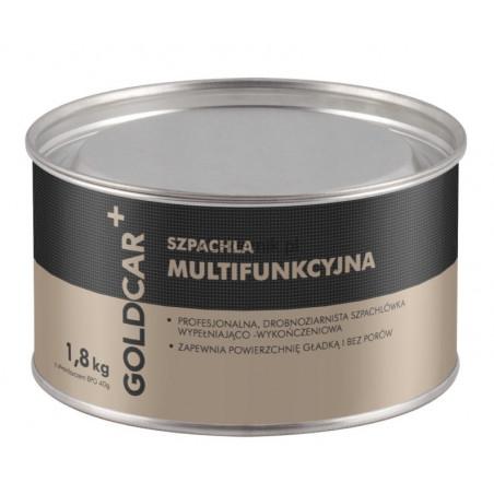 Szpachlówka GOLDCAR MULTIFUNKCYJNA niebieska - 1,8 kg