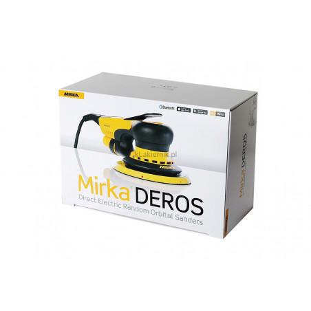 MIRKA DEROS 650CV 150 mm Szlifierka Elektryczna z silnikiem