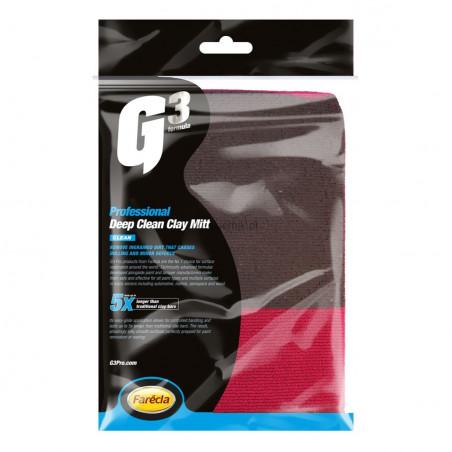 Farecla G3 PROFESSIONAL DEEP CLEAN CLAY MITT - RĘKAWICA