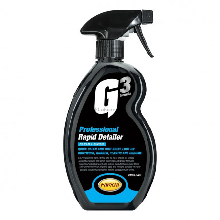 Farecla G3 PROFESSIONAL RAPID DETAILER - PŁYN
