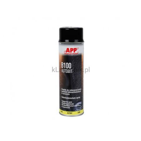 Preparat bitumiczny do zabezpieczania podwozia - APP B100 -