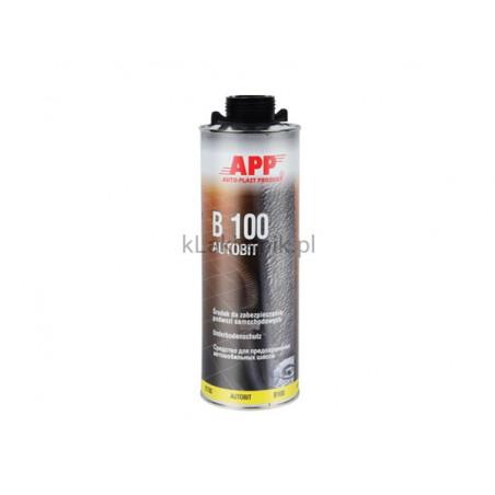 Preparat bitumiczny do zabezpieczania podwozia - APP B100 - 1l