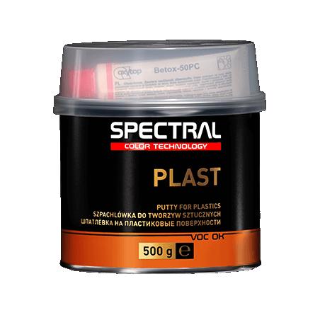 Elastyczna szpachlówka do tworzyw sztucznych 2K SPECTRAL PLAST