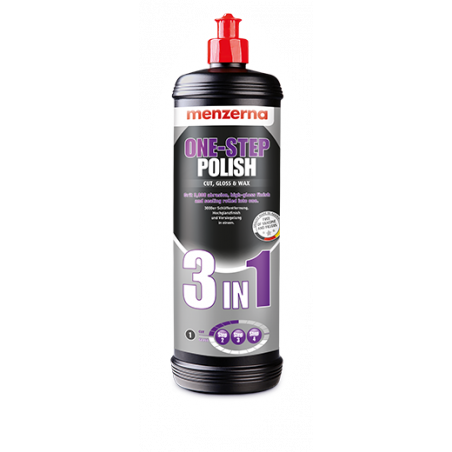 Pasta polerska Menzerna 3in1 One-Step - 250ml