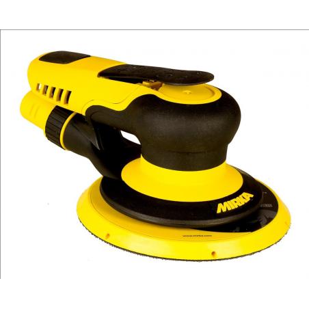 Szlifierka pneumatyczna MIRKA - PROS - 150 mm, skok 5 mm