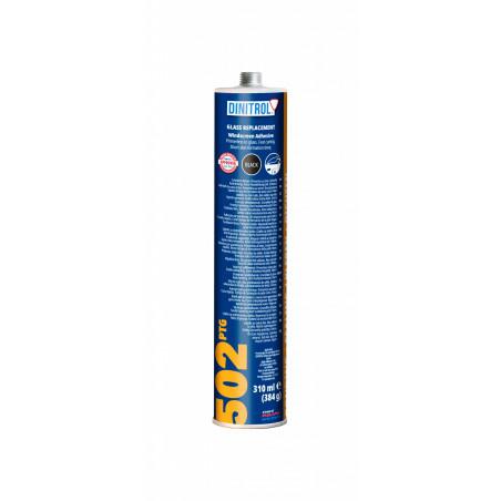 Klej do szyb DINITROL 12660 - 502 PTG - 310 ml