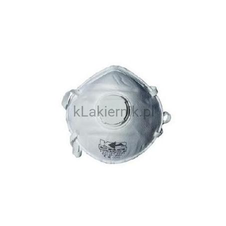 Maska przeciwpyłowa filtrująca K2 jednorazowa z zaworkiem