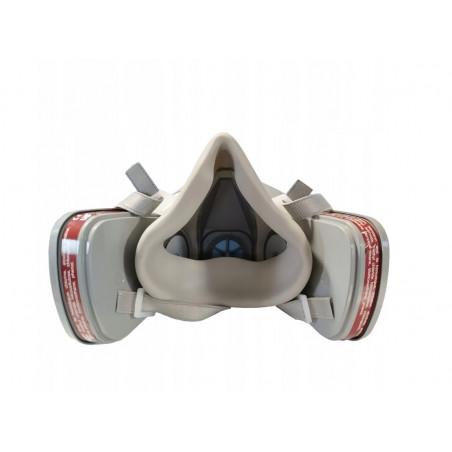 Maska lakiernicza SICCO rozmiar M - komplet wraz z filtrami