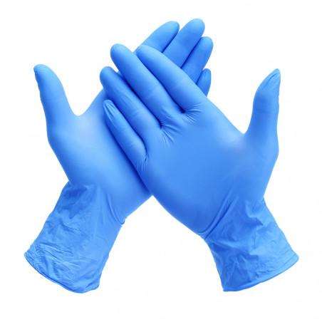Rękawice nitrylowe NORTON - 100szt
