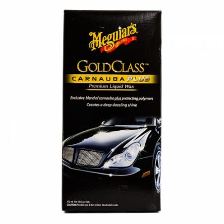 Wosk w płynie MEGUIAR'S Gold Class Carnauba Plus Premium Liquid