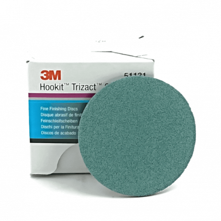 Krążek ścierny 3M 51131 Trizact 75 mm - P6000