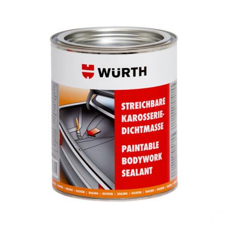 Masa klejąco-uszczelniająca, szczeliwo WÜRTH - 1 kg