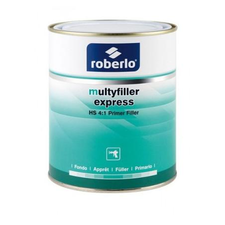 Podkład wypełniający Roberlo Multyfiller express 4:1 - kpl (1+0,25) L