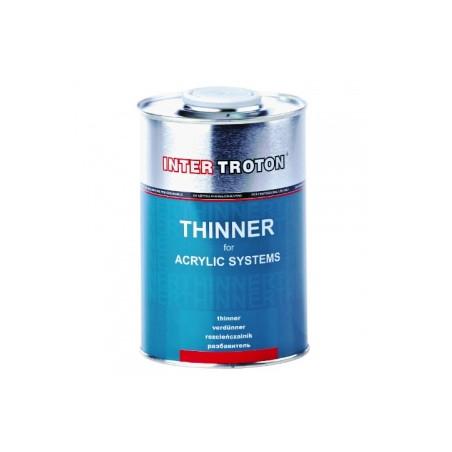Rozcieńczalnik akrylowy TROTON - 1 L
