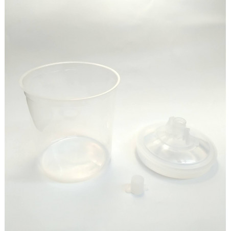 Zestaw Kubków PPS Standard Sicco Tools 190 mikronów - 600 ml