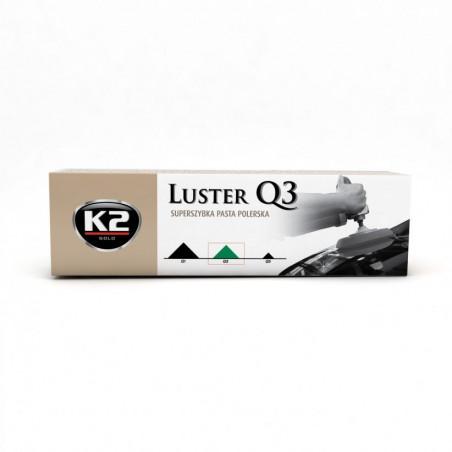 K2 Pasta Luster Q3 - 100 G - Superszybka pasta polerska