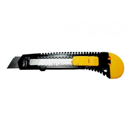 Nóż KAEM z ostrzem łamanym 18 mm