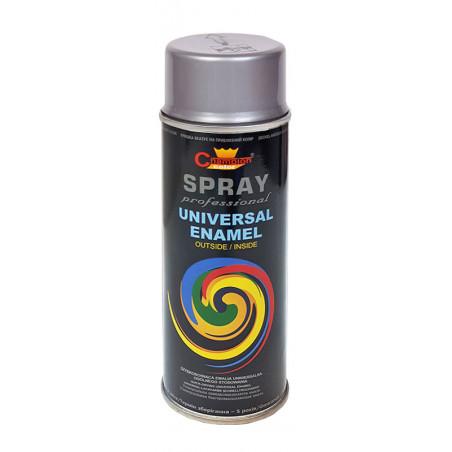 Lakier Uniwersalny SPRAY - 400ml - szary jasny ( RAL 7046)