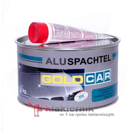 Szpachla wypełniająca z płytkami aluminium Alu - GOLD - 1.5kg