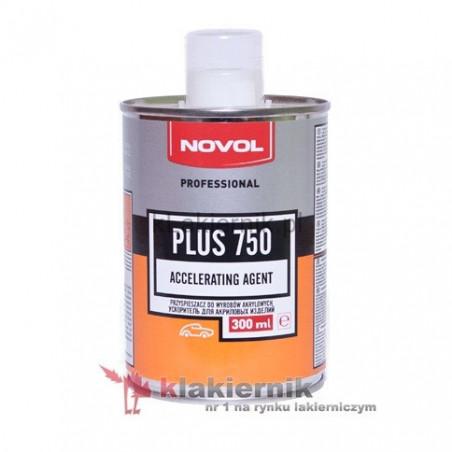 Przyspieszacz NOVOL do lakierów akrylowych PLUS 750 - 300 ml