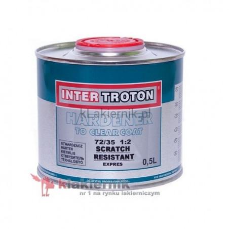 Utwardzacz do lakierów bezbarwnych TROTON - 72/35 2:1 - 0,5 L