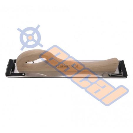 Ściernica drewniana ESCAL 400 x 70 mm