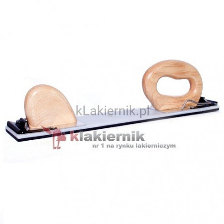 Ściernica ESCAL elastyczna metalowa 400 x 70