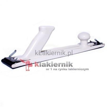 Ściernica ESCAL plastikowa elastyczna - 400 x 70 mm