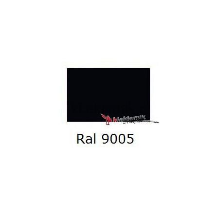 Lakier akrylowy samochodowy SILAND - RAL 9005 - 1 L