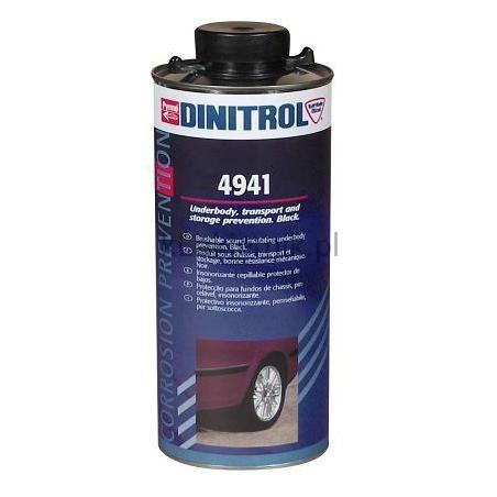 Środek DINITROL 4941 do ochrony przed korozją podwozia - 1 kg