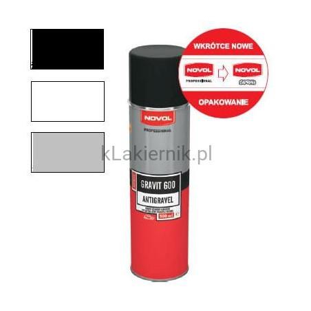 Baranek NOVOL do ochrony karoserii ANTIGRAVEL MS spray - 500 ml
