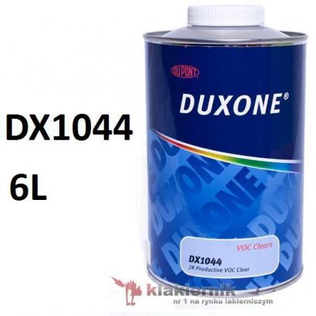 Lakier bezbarwny DuPont DUXONE DX1044 - 1 L x 6