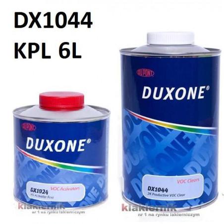Lakier bezbarwny DuPont DUXONE DX1044 - kpl (1 + 0,5) L x 6